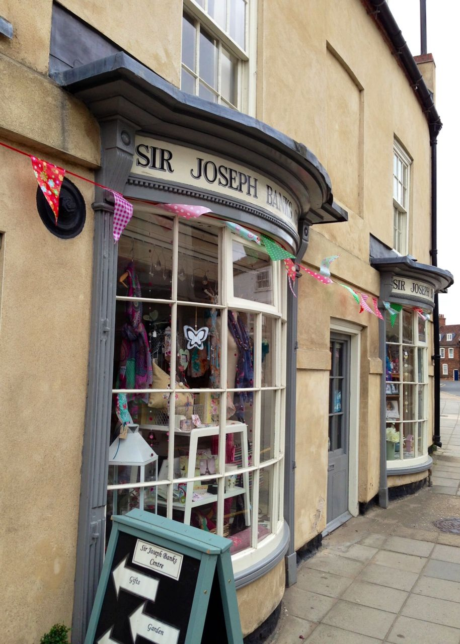 Joseph banks centre in horncastle lincolnshire lovely gift shop from individual crafters