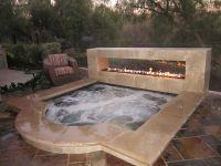 diy inground hot tub - Google Search | Yard - Sauna & Hot ...
