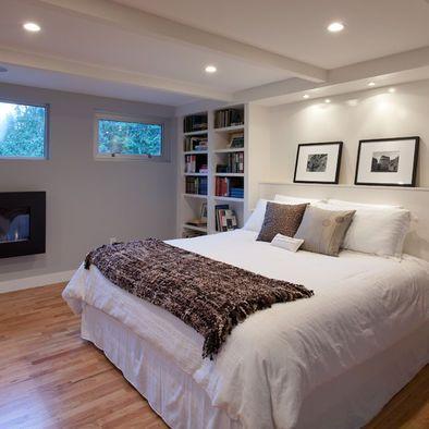 Useful Tips For Creating A Beautiful Basement Bedroom Interior - basement bedroom ideas