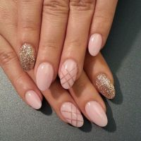 ovalnails | Oval nails, Nail nail and Instagram