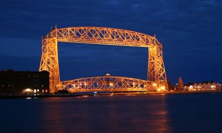 Lift Bridge Duluth Mn