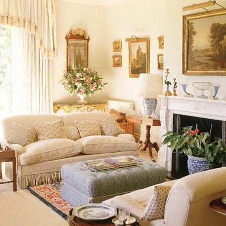 country living design\/images country style interior living room - french style living room