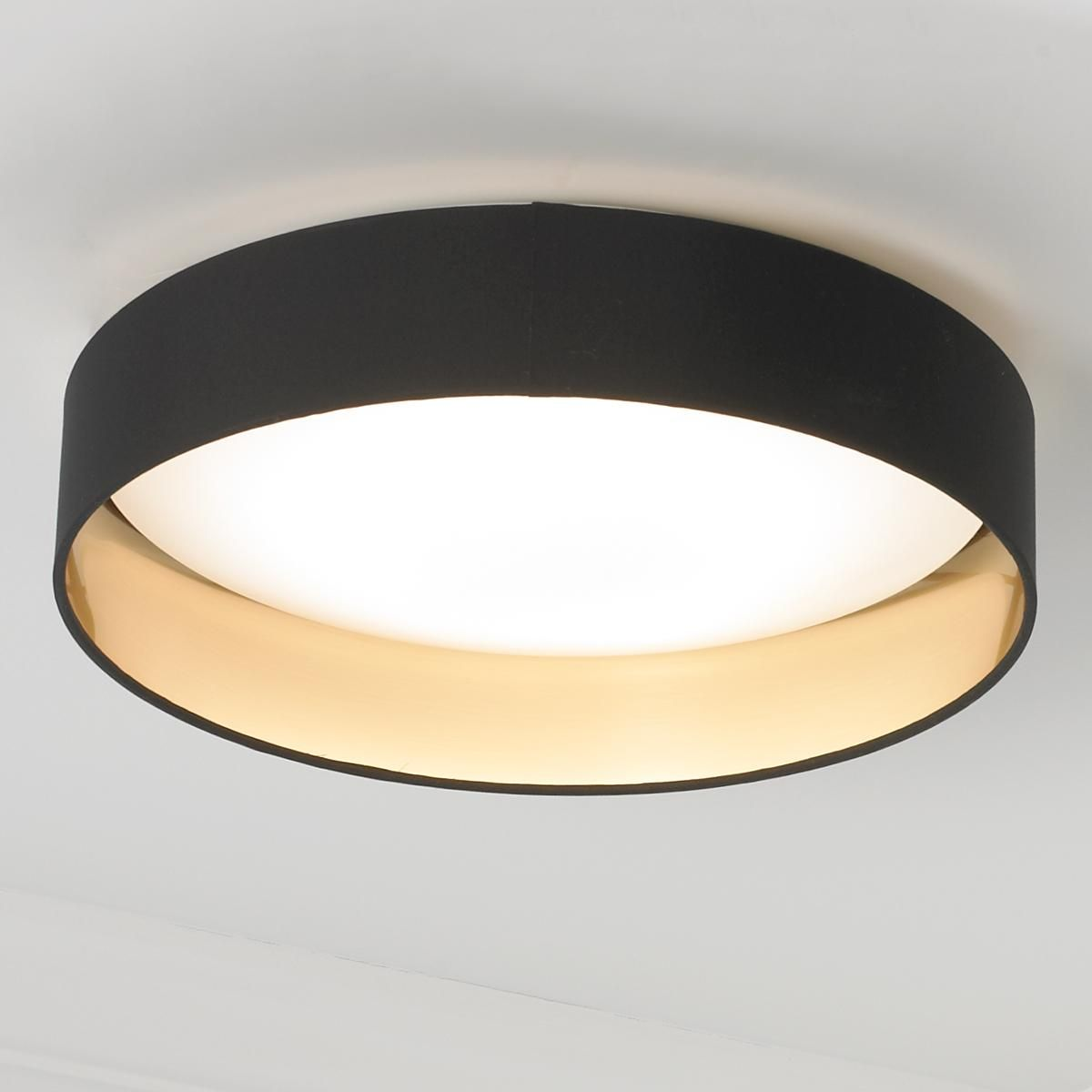 Cieling Lights Modern Ringed Led Ceiling Light Ceiling Lights And