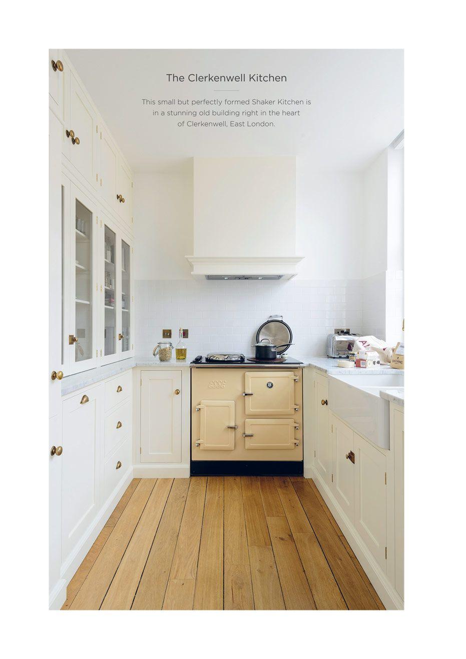 Shaker kitchen brochure devol kitchens