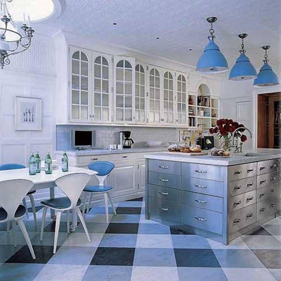 kitchen hanging lights Shades Of Blue Pendant Lights For Kitchen Pendantlight Lighting http