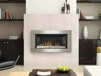 White Stone Electric Fireplace | Fireplace | Pinterest ...