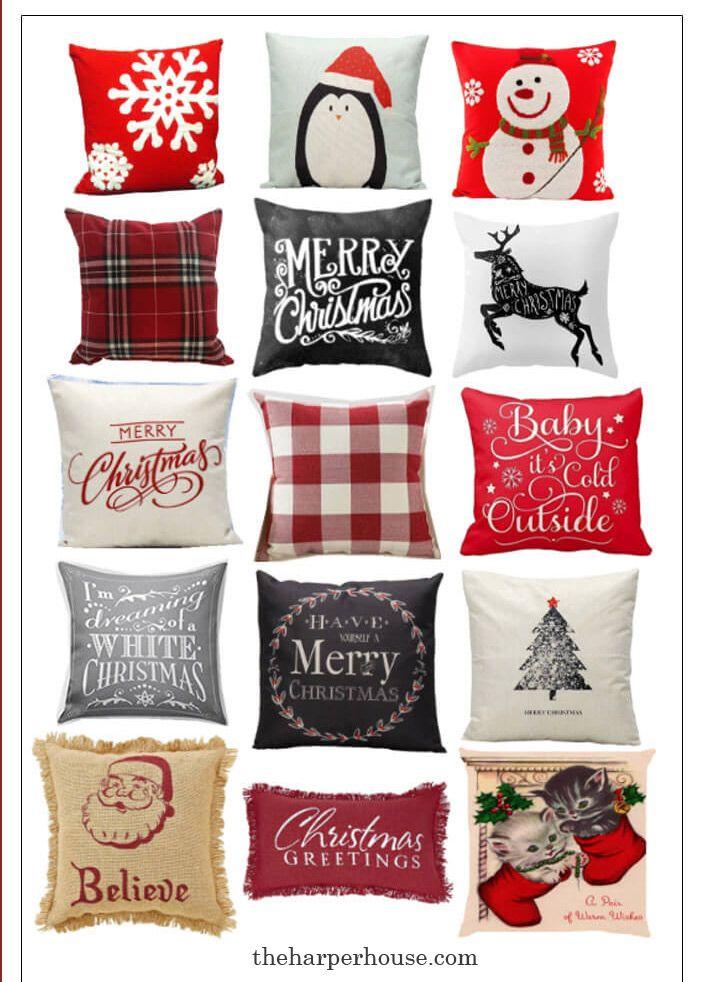 Decorative-christmas-pillows-22 decorative christmas pillows - decorative christmas pillows