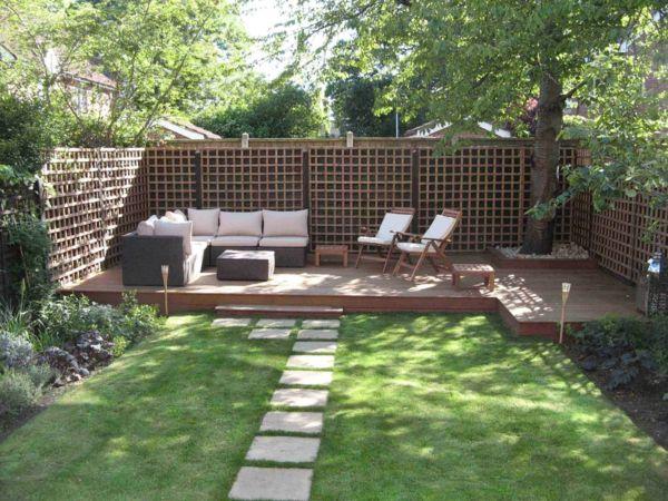 mein schöner garten terrassengestaltung terrassen und - schoner garten bilder