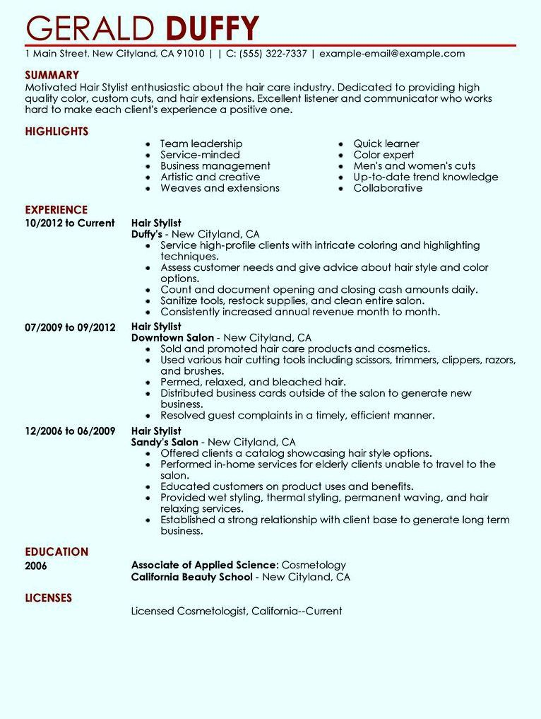 examples of housekeeping resumes 25 best free downloadable resume
