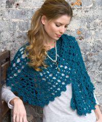 Free Crochet Shawl/Wrap Patterns. on Pinterest | Shawl ...