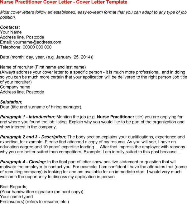 np cover letter - Cerescoffee - key features recommendation letter employment