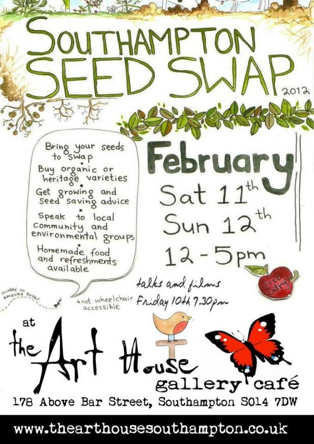 17 Best Images About Seed Swap Ideas On Pinterest | Plant Markers