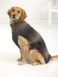 New! Sweaters for BIG dogs! Make our Hunter's Urban Dog ...
