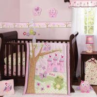 Magic Kingdom 4pc Bedding Set 380272515 | Baby Girl ...