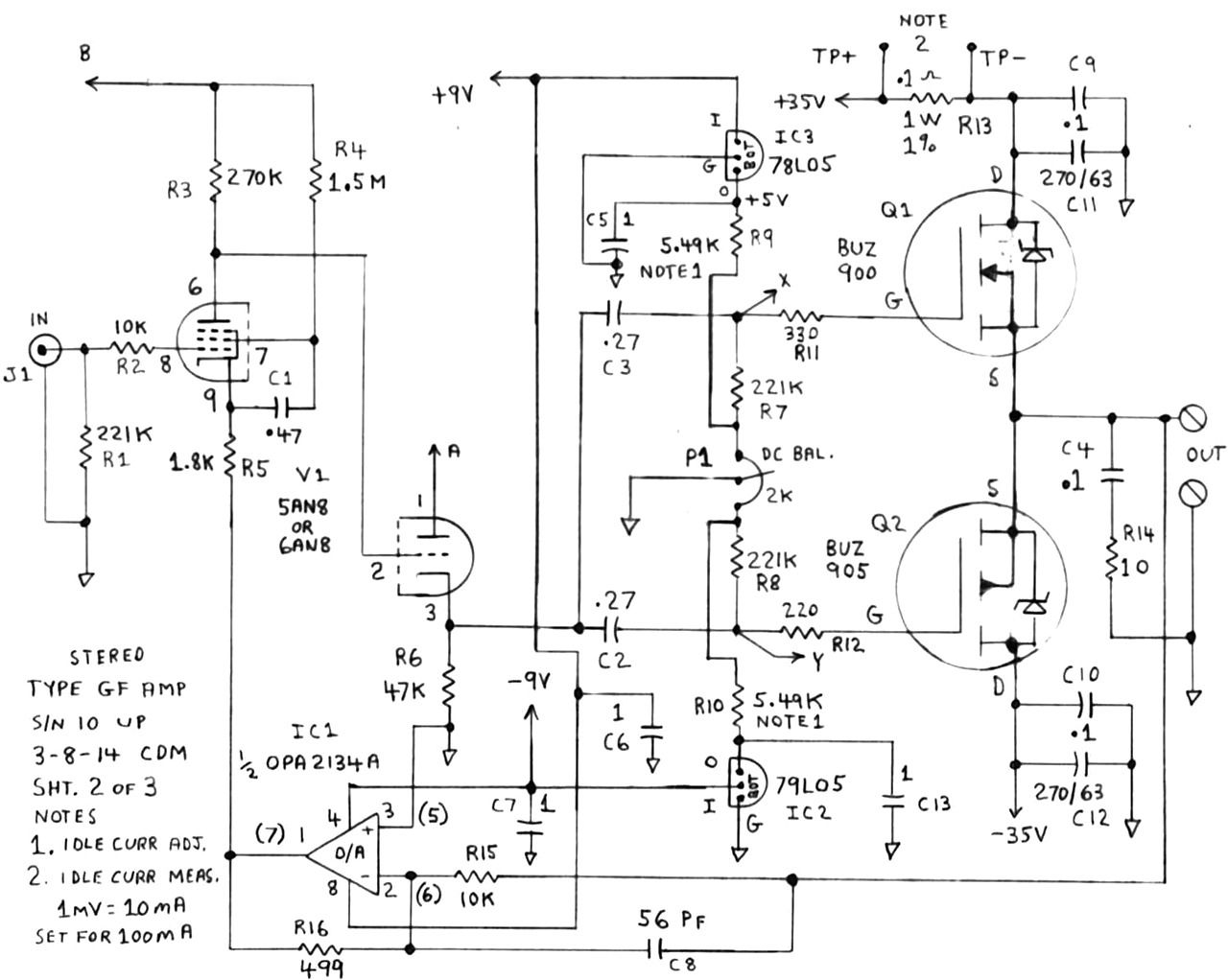 solid state circuitry