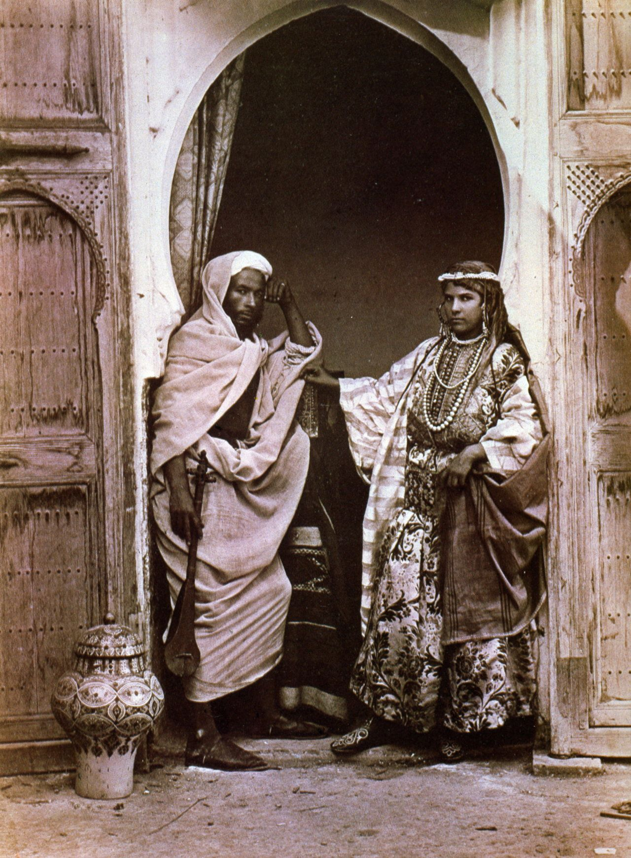 Berber Teppiche Marrakesch Africa Berber Couple Morocco People Of The World