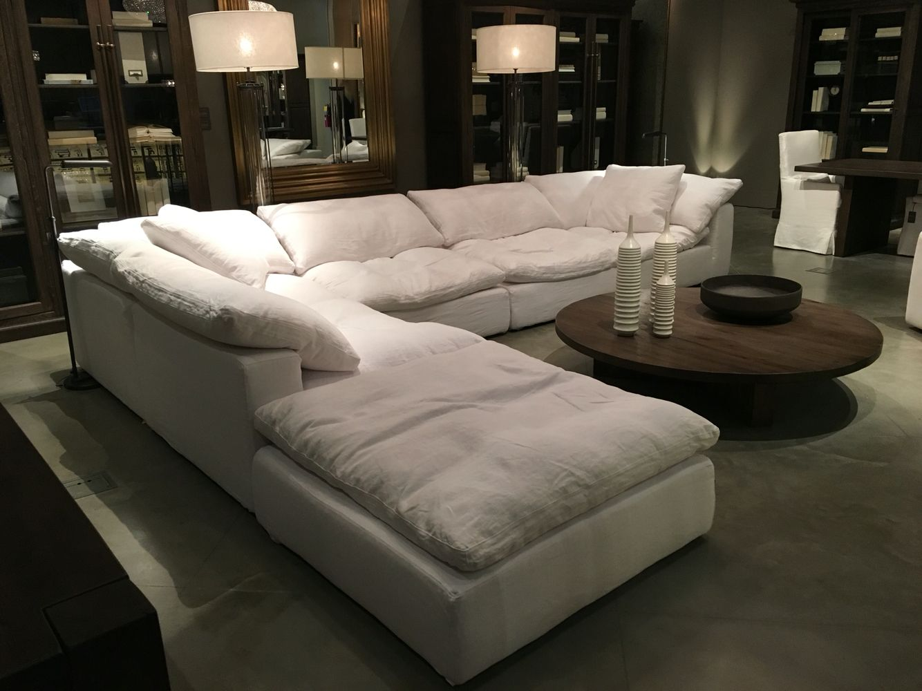 Rh Cloud Sofa Restoration Hardware Sectional Quotcloud Quot Couch Future
