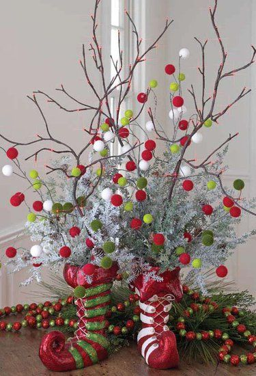 22 Creative Christmas Home Decoration Ideas for Every Room Elf - christmas home decor ideas