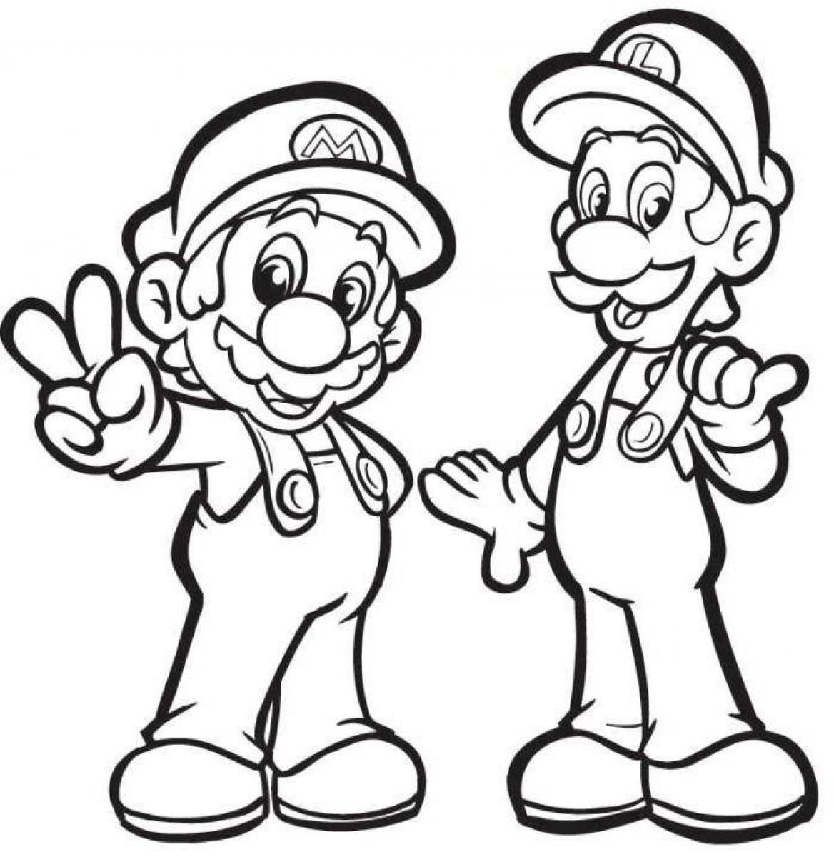Luigi coloring pages printable luigi coloring pages free luigi coloring pages online luigi