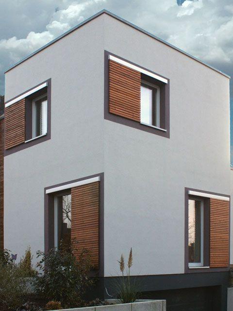 fassade grau streichen huser von regin fassade streichen. Black Bedroom Furniture Sets. Home Design Ideas