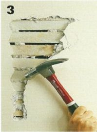How to remove plaster walls | For the Home | Pinterest ...