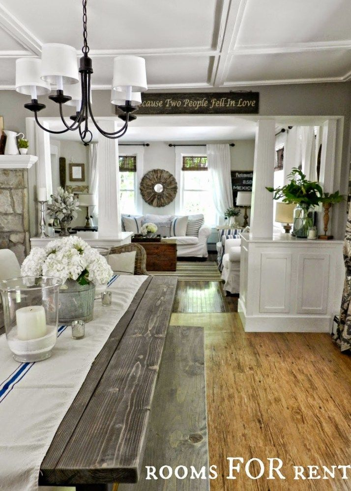 Sherwin Williams 3 Neutral Farmhouse Country Paint Palettes - farmhouse living room decor