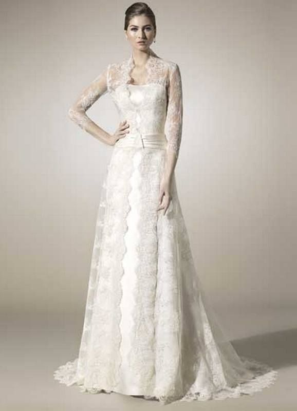 Wedding Attire For Older Brides