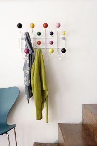 Vitra Hang it All coat rack by Charles and Ray Eames ...