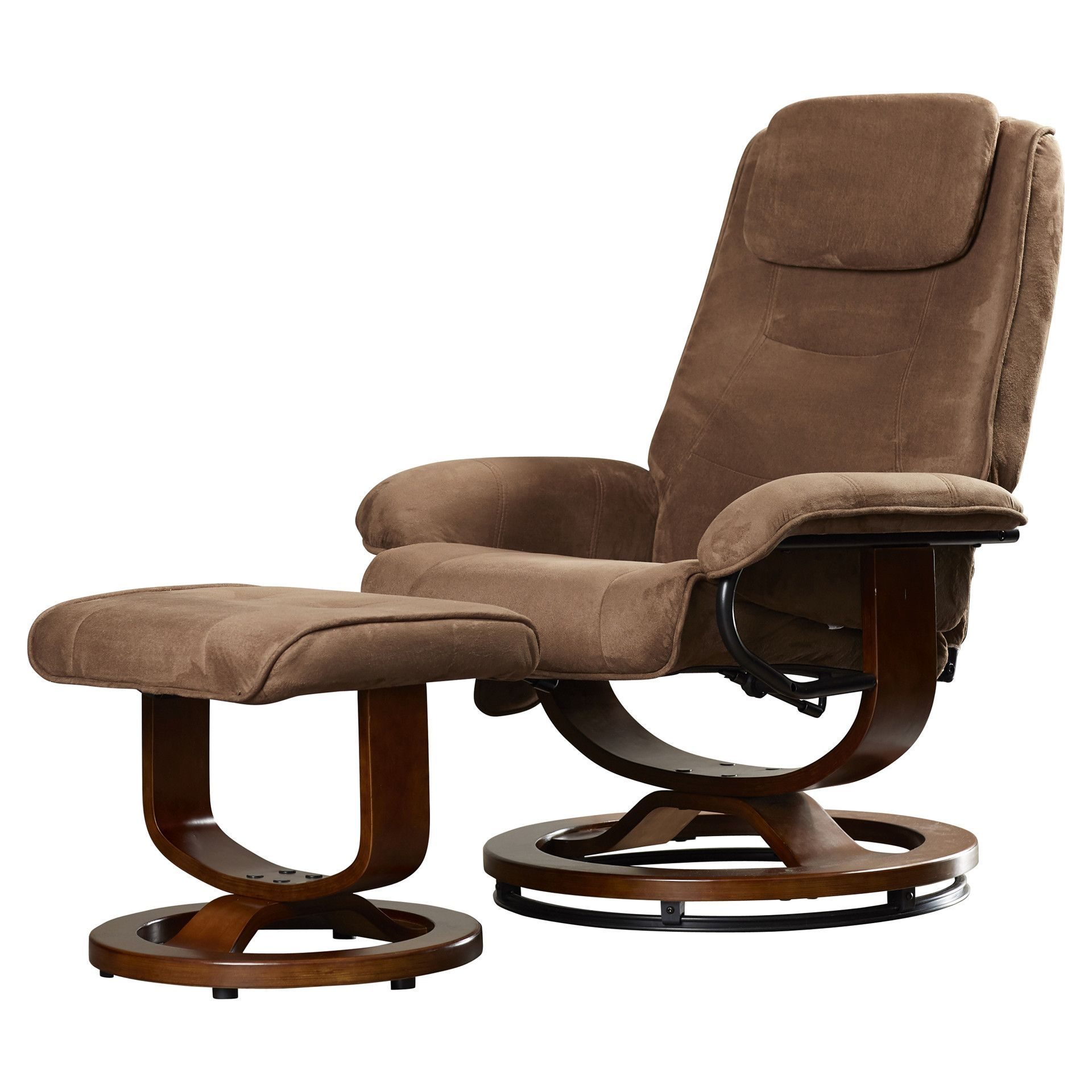Relaxsessel Mit Massagefunktion Susannah Reclining Heated Massage Chair With Ottoman Relaxation