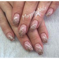 Champagne Glitter - Nail Art Gallery | Cute! | Pinterest ...