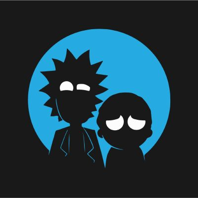 Rick and Mort - Tap to see more Rick & Morty wallpapers! - @mobile9 | Cute Cartoons iPhone ...