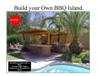 DIY BBQ Island Plans, How to build a BBQ Island, Build an ...