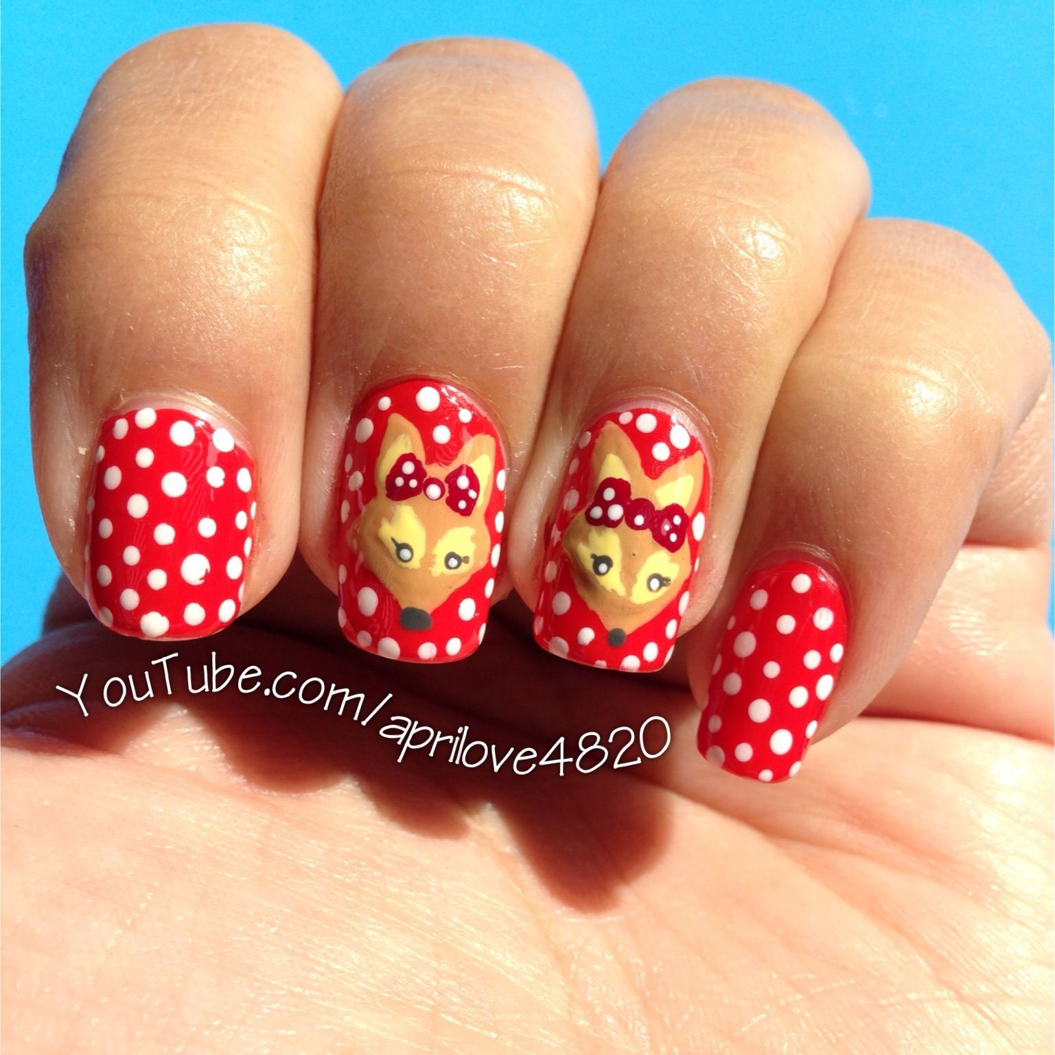 Fox nails nails for fall 2013 fall nails 2013 nails fox nails