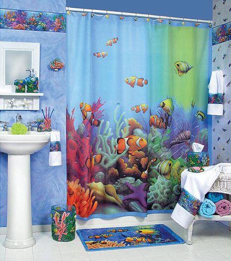 colors+of+oceon+decor+ ocean theme bathroom decorating ideas for - bathroom themes ideas