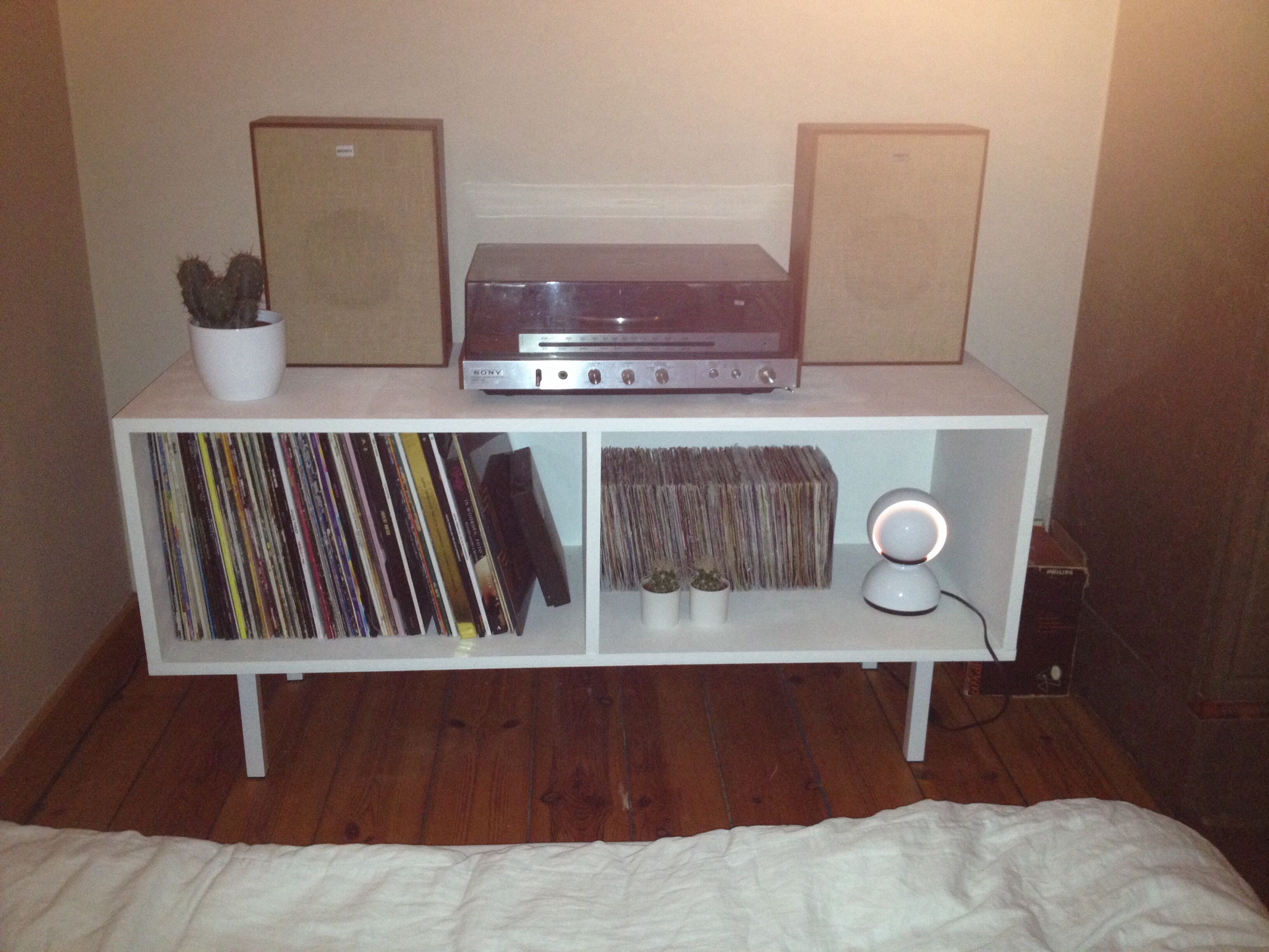 vinyl storage record w fit max therapy best shelf solutions apartment