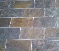 Slate tile price | rusty slate floor tile from Jeff Fang ...