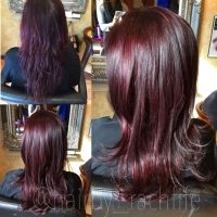 redken chromatics hair color red gorgeous red violet ...