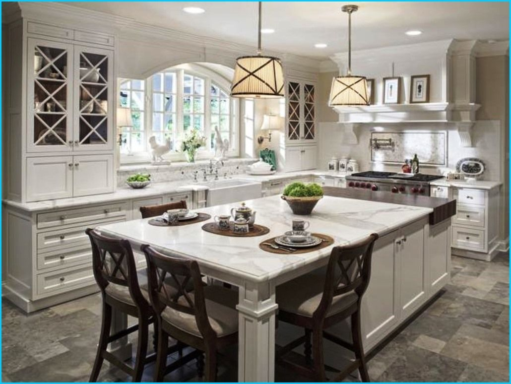 Kitchen Island With Seating The 25 43 Best Kitchen With Island Seating Ideas On
