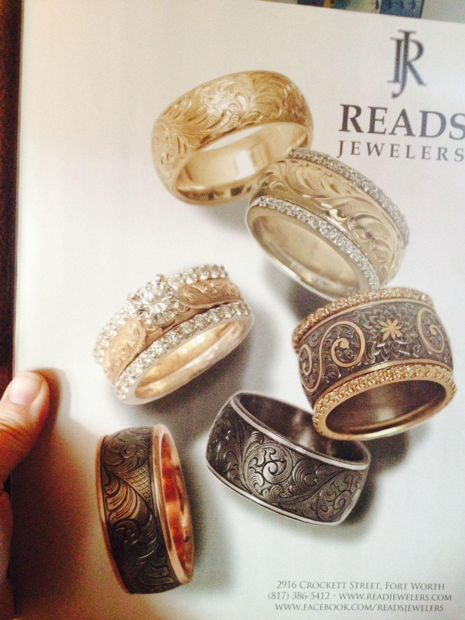 western style wedding rings Beautiful western wedding rings