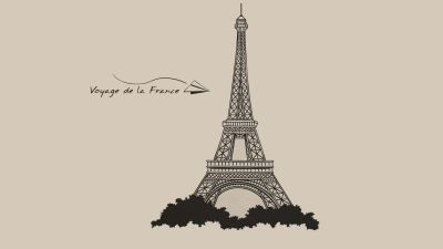 eiffel tower drawing | wallpapers | Pinterest | Eiffel ...