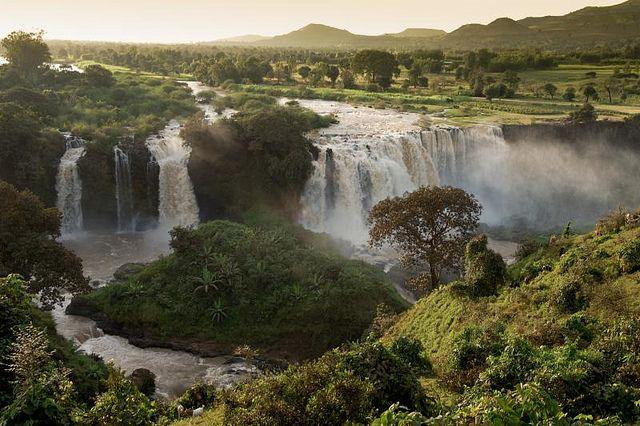 Blue Nile Falls Wallpaper Blue Nil Falls3 North Ethiopia Ethiopia Nile River