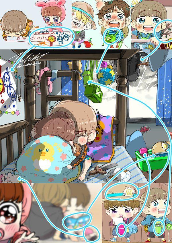 Cute Babies Wallpaper With Tears Uruhiko Uruhiko Kpop Twitter Vminkook Pinterest