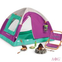 Adventure Tent for Dolls | Truly Me | Pinterest | Tents ...