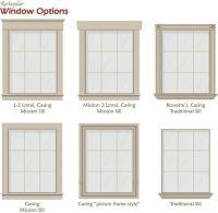 Windows | Tiny Cottage | Pinterest | Window, Moldings and ...