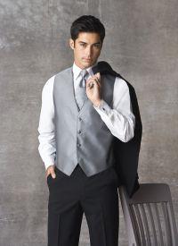 @Julie Baker @Dwayne Desaulniers Black Tuxedo with Gray ...