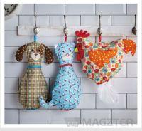 DIY plastic bag holder  | Pinteres
