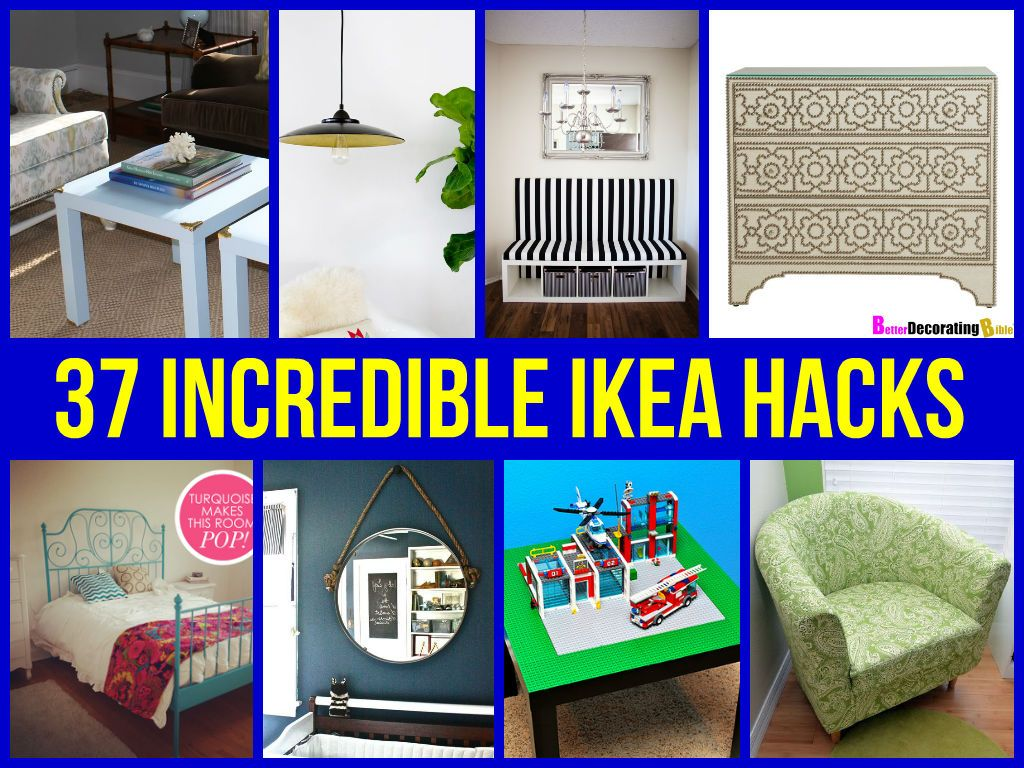 Amazing Bedroom Hacks 37 Incredible Ikea Hacks Best Round Ups And Collections
