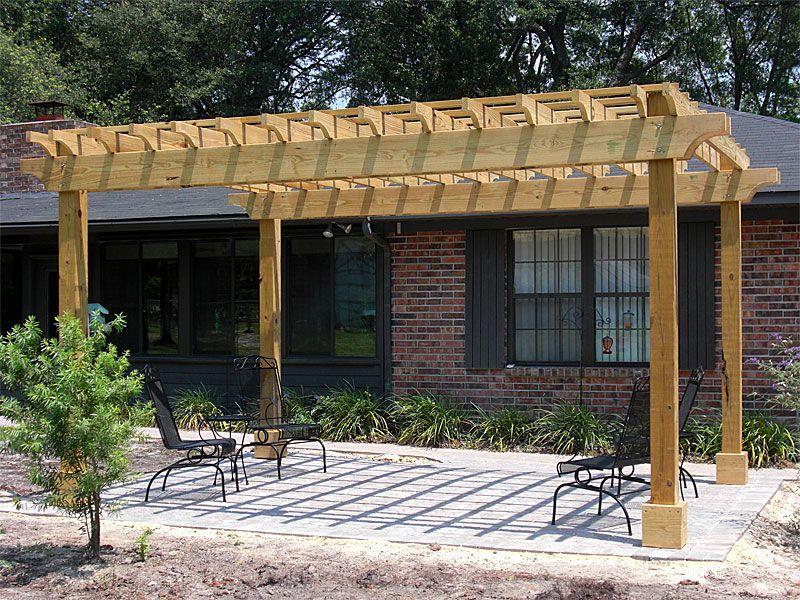 pergola designs Pergolas and Arbors Idea \ Photo Gallery - garden arbor plans designs