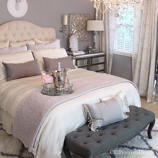 Bedroom Decor on Romantic, Bedrooms and Master bedroom - romantic bedroom ideas
