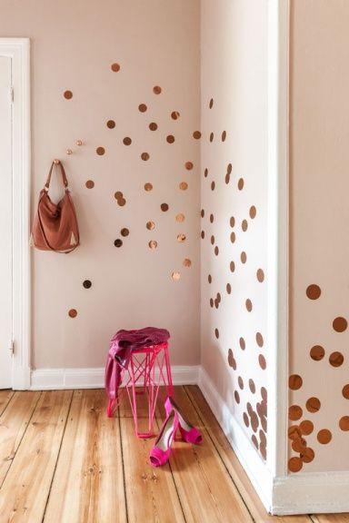 Wanddeko, Regale, Garderoben Neue Ideen für kahle Wände Wand - garderoben ideen